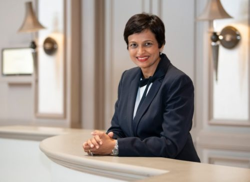 Interview of our CEO on women on boards
