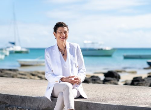 Interview - Christine Sauzier, Chairperson