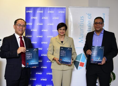 Launch of the ACF Position Paper 9 on Business Continuity